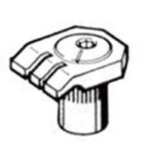 Picture of CLAMP, CAM ACTION, LOW PROFILE